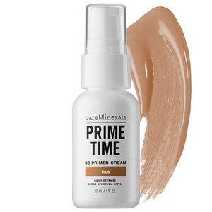 Bare Minerals Primetime BB Primer Cream - Tan